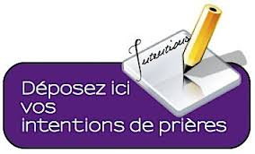 intention priere